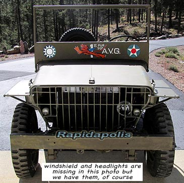 1941 prototype Ford jeep for sale